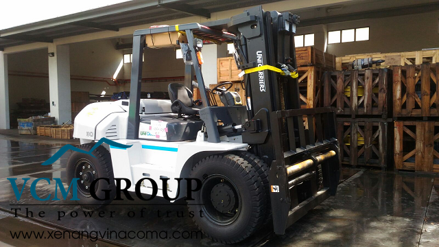 Unicarriers FD80-2