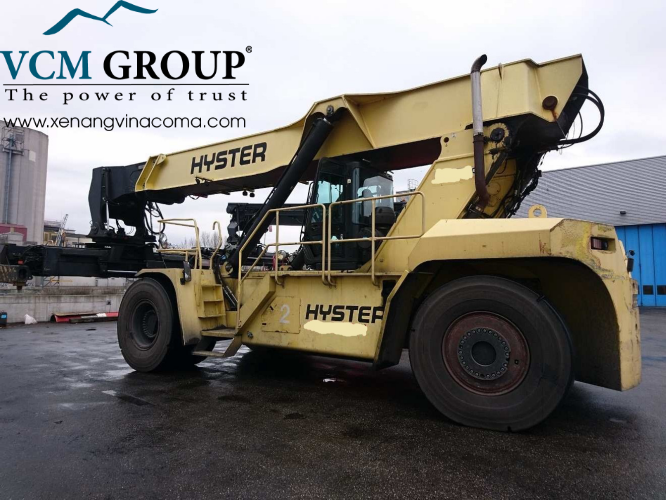 Xe gắp cont Hyster RS46-36CH 2011 từ Anh